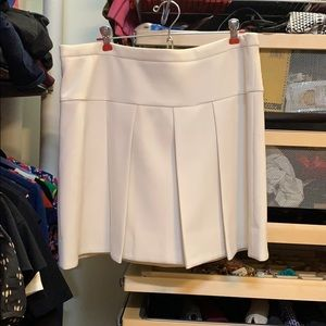 J. Crew pleated mini skirt